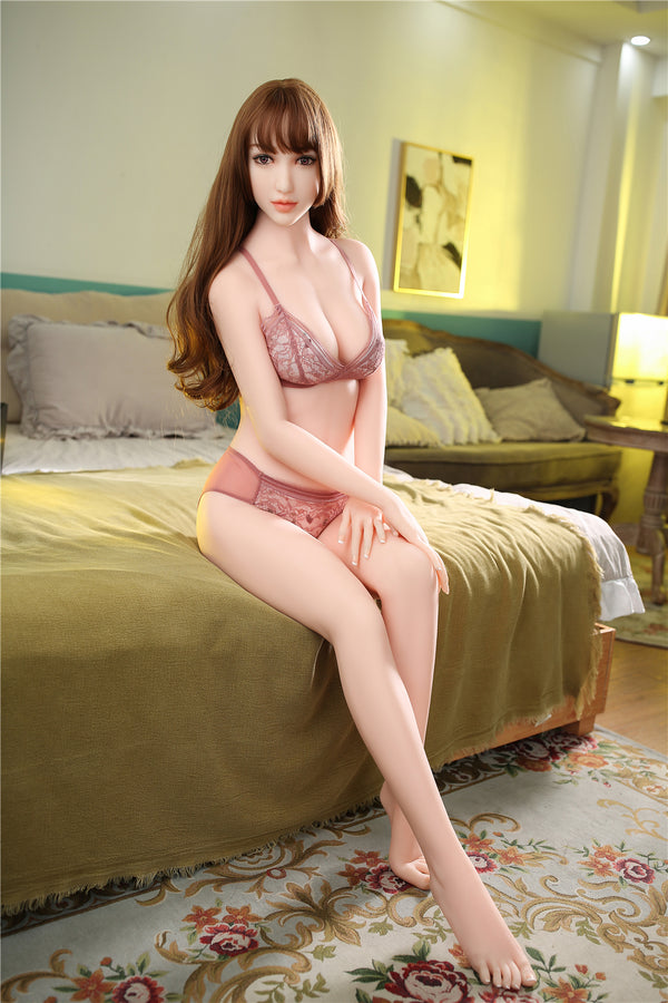 Mika: Irontech Asian Sex Doll