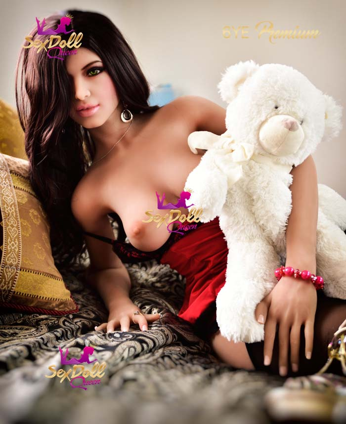 Kaylie: 6YE White Sex Doll