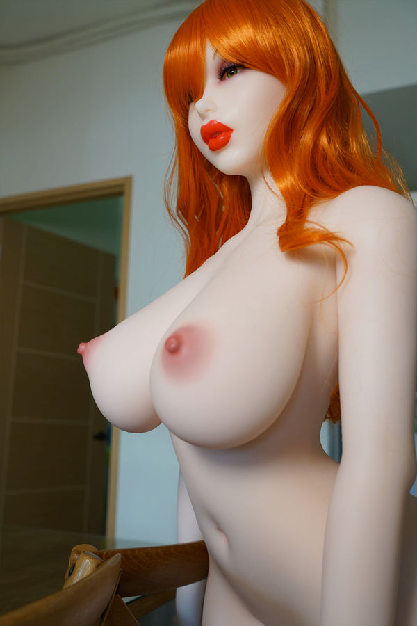 Jessica Rabbit (Silicone): Piper Doll Redhead Sex Doll