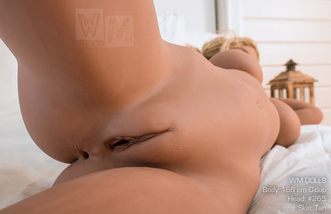 Tianna: WM White Sex Doll