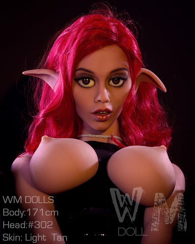 Ginger: WM Red Head Sex Doll