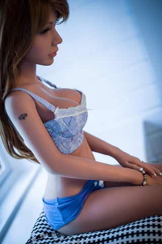 Iris: WM White Sex Doll