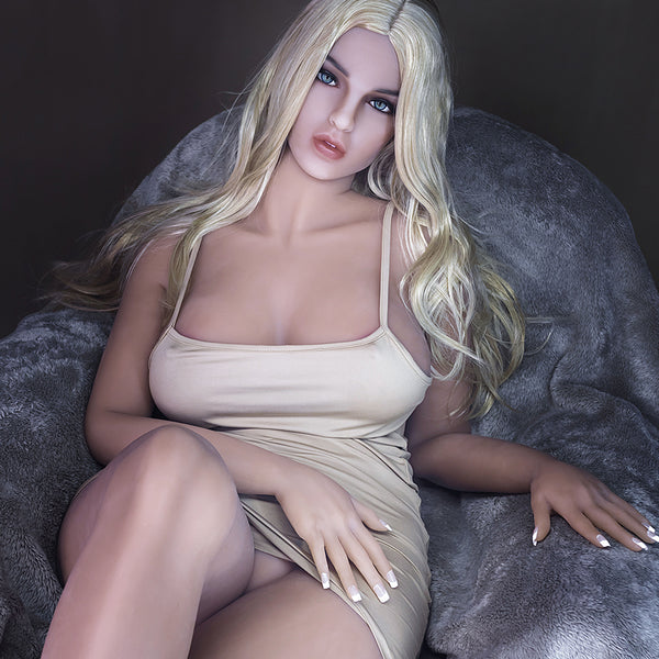 Emma: HRDOLL White Sex Doll - Sex Doll Queen