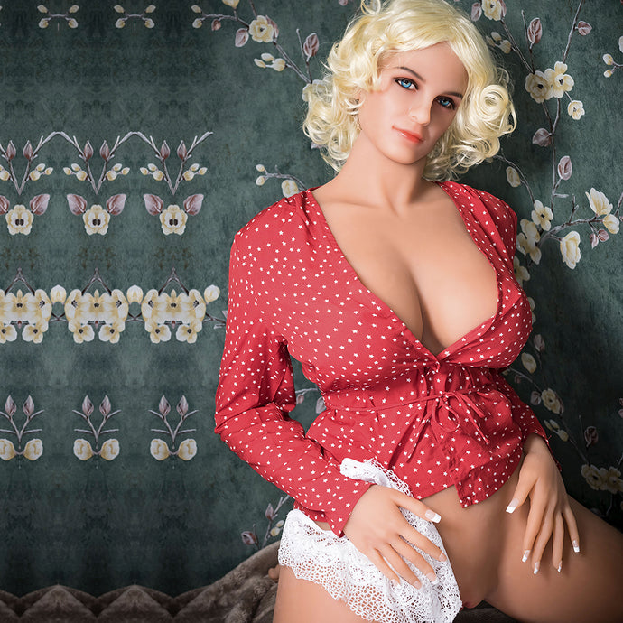 Lydia: HRDOLL White Sex Doll - Sex Doll Queen