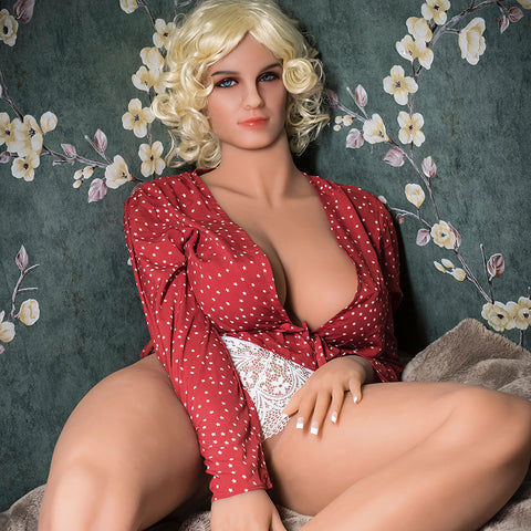 Lydia: HRDOLL White Sex Doll