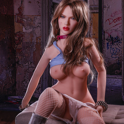 Natasha: HRDOLL White Sex Doll