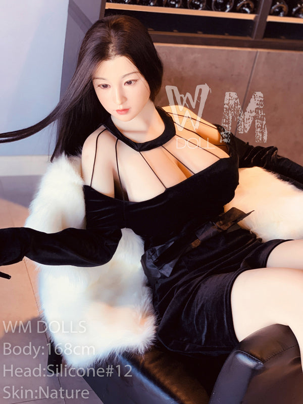 Kimi (Silicone Head): WM Asian Sex Doll