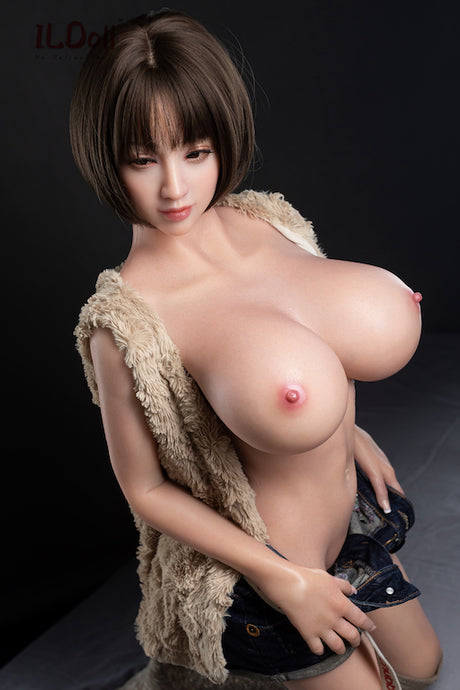 Krys (Classic Silicone): ILDOLL Asian Sex Doll