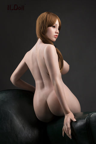 Krys (Hyper Realistic Silicone): ILDOLL Asian Sex Doll