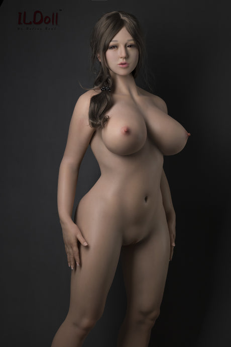 Anna (Hyper Realistic Silicone): ILDOLL Asian Sex Doll