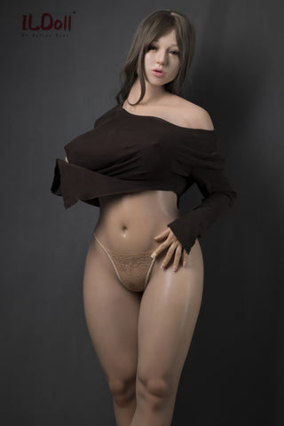 Anna (Classic Silicone): ILDOLL Asian Sex Doll