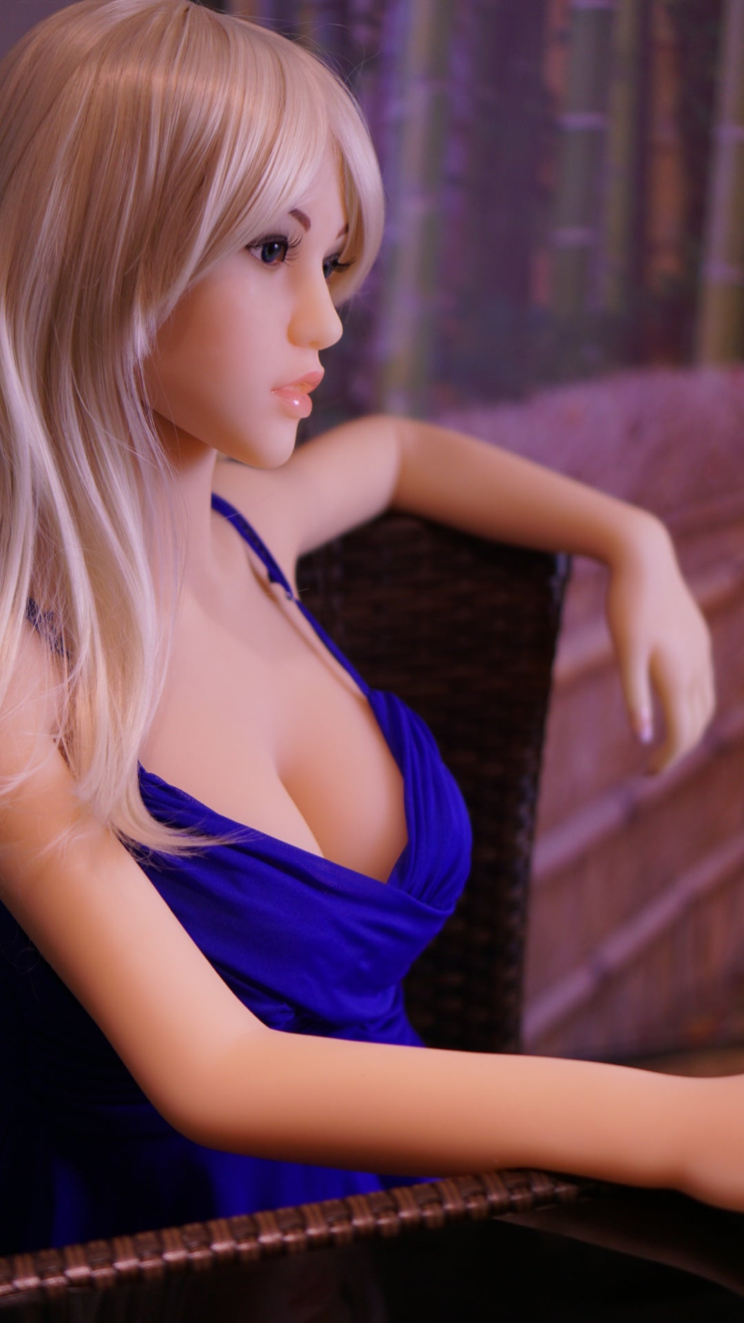 Liana: Doll-Forever White Sex Doll