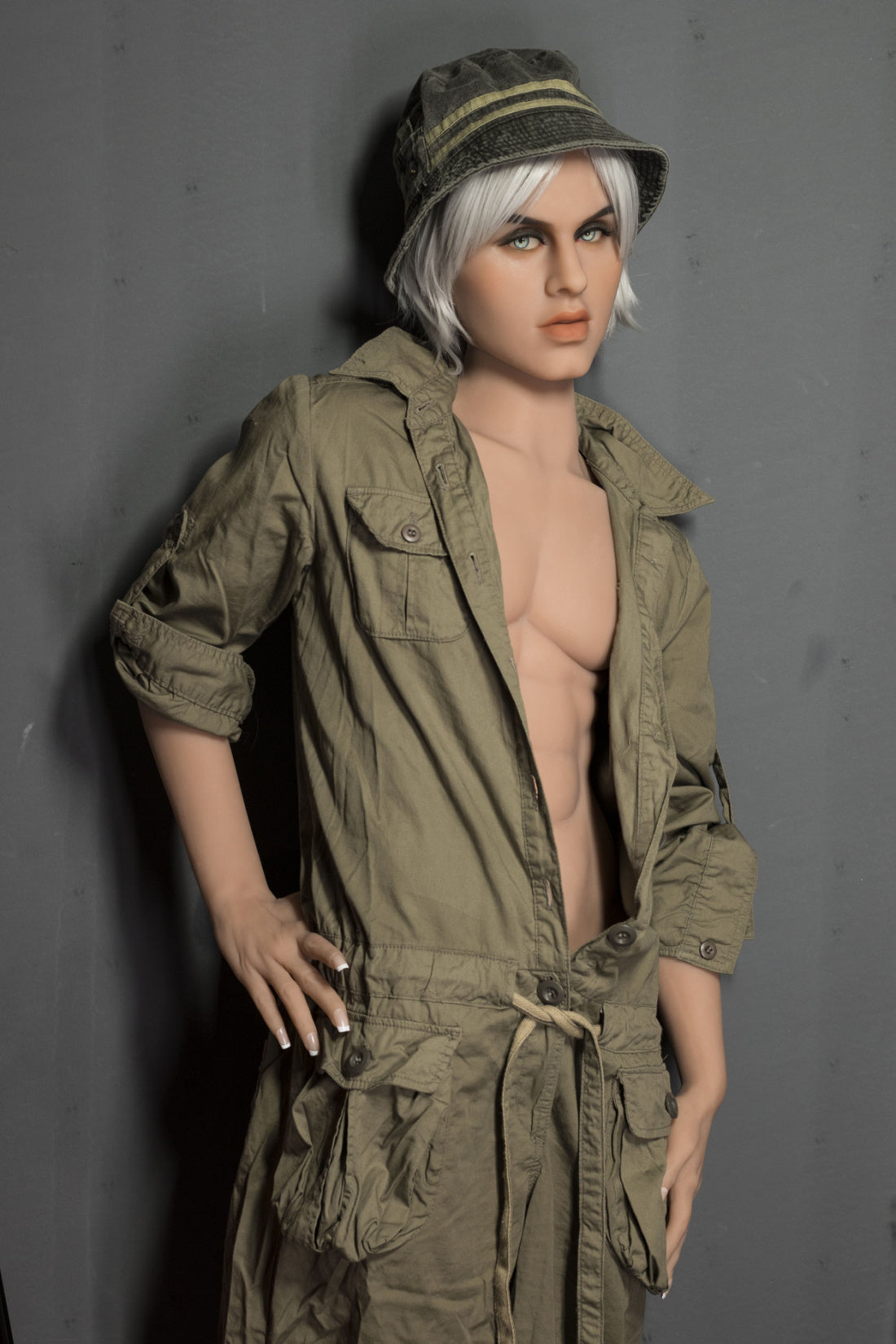 Brandon: WM Male Sex Doll