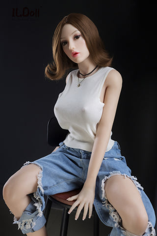 Crystal (Hyper Realistic TPE): ILDoll White Sex Doll