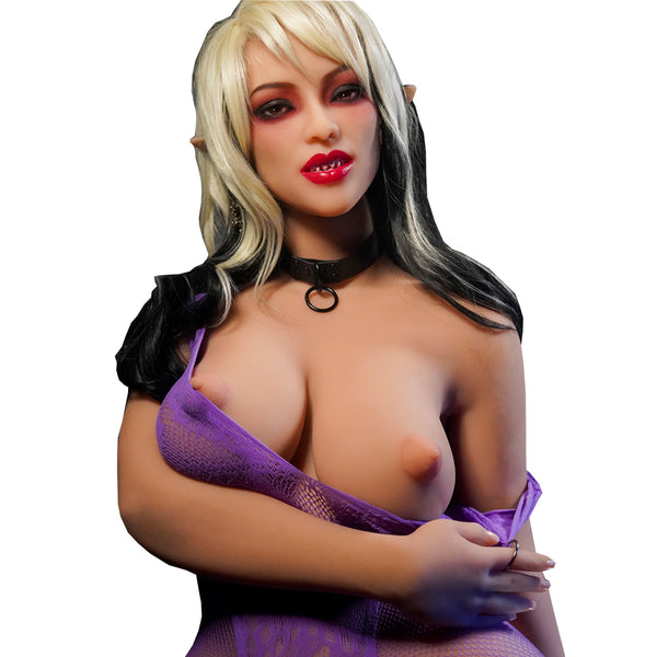Natalie: HRDOLL Elf Sex Doll