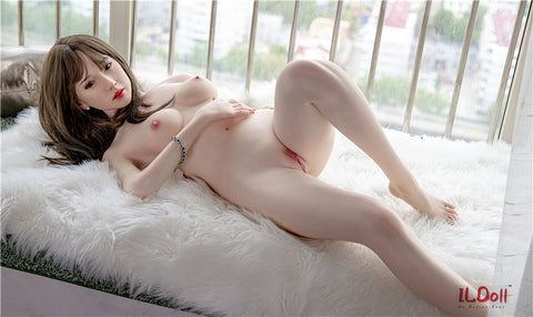 Theresa (Hyper Realistic Silicone): ILDOLL Asian Sex Doll