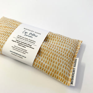 Seeds Lavender Eye Pillow