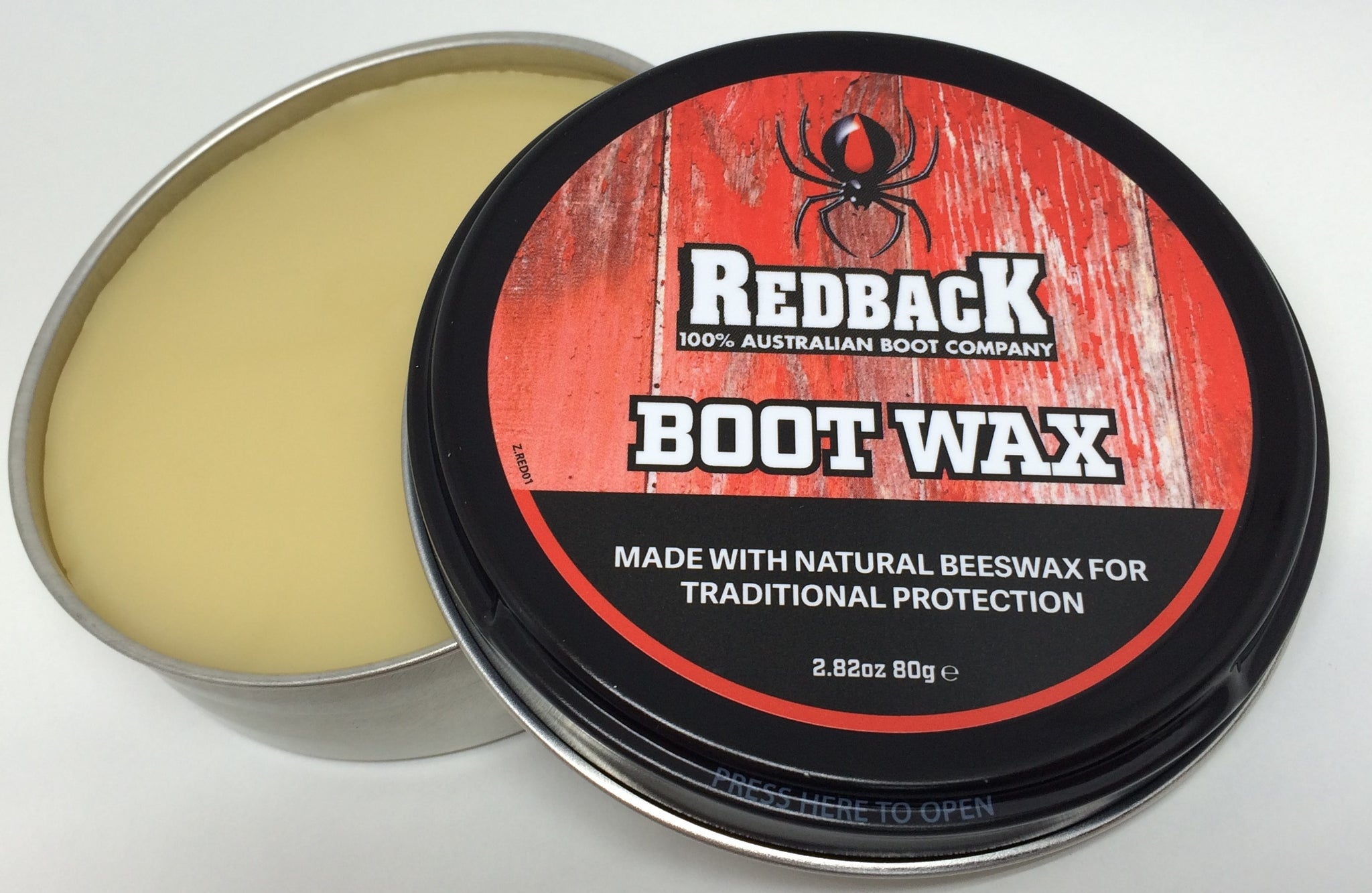 nice shoes outlet boutique offer discounts Redback Natural Boot Wax - redbackboots.co.uk