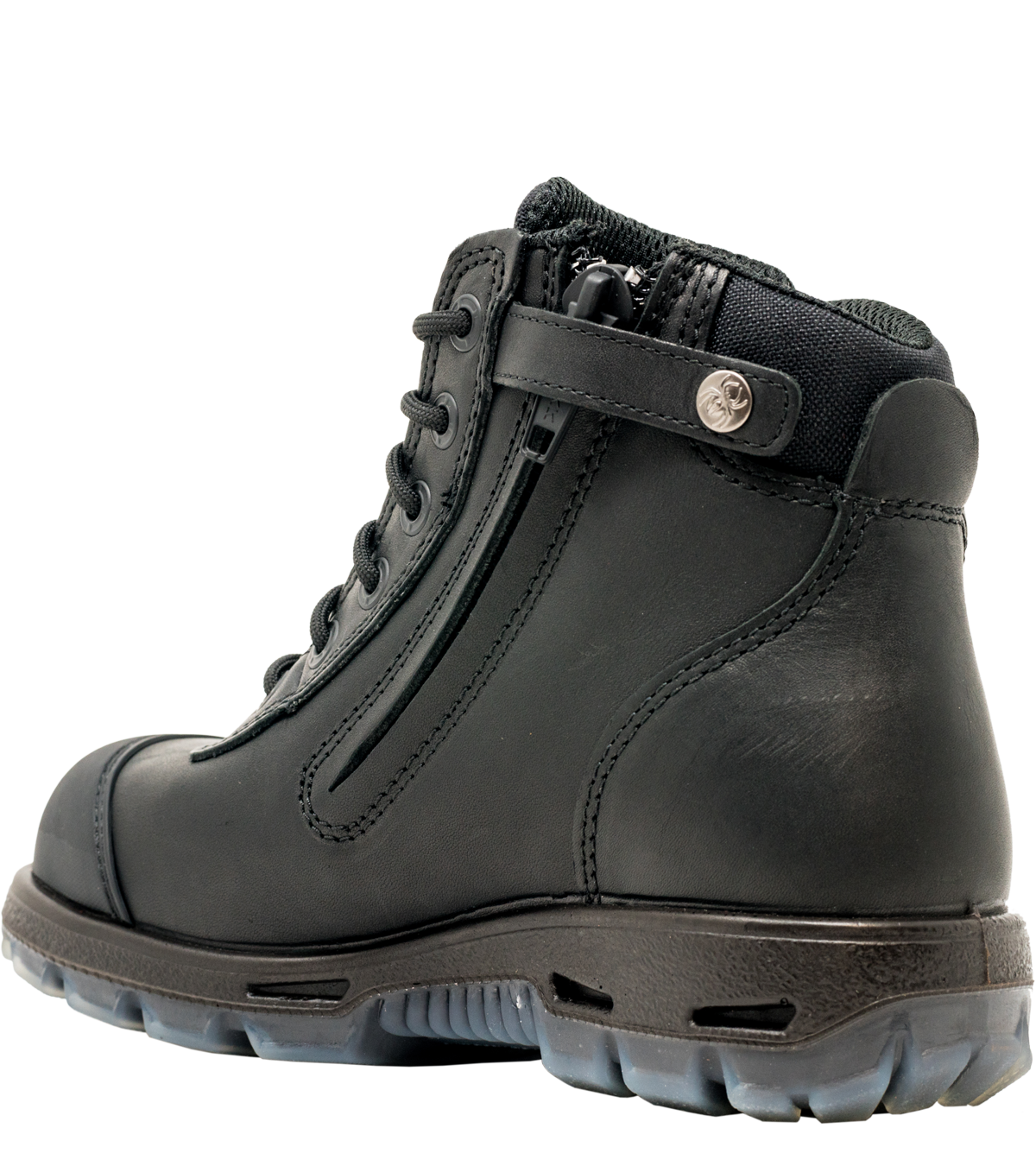 c06df9c9b82 Redback Boots Cobar Lace Up Safety Black USCBZS