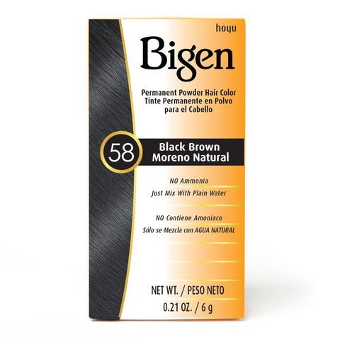 Bigen Permanent Powder
