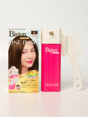 Bigen Cream Color One Push