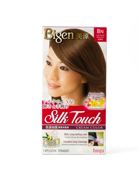 8N Light Blonde