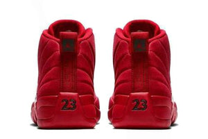 new product a838d c893d Air Jordan XII(12) Bulls Gym Red New color scheme Women
