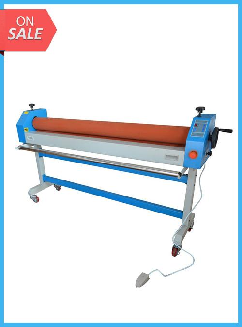 51 inch Electric/Manual Cold Laminator - TPD51EL