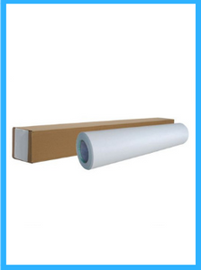 "60"" x 50yd Roll Glossy Cold Laminating Film (Monomeric 3.15 mil, Paper Adhesive Glue)"