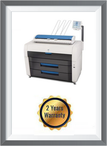 "Kip 7900 Multifunction System 55"" + SCANNER - Recertified  + 2 Years Warranty"