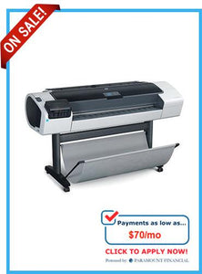 "CK834A HP Designjet T1200PS 44"" - Refurbished - (1 Year Warranty)"