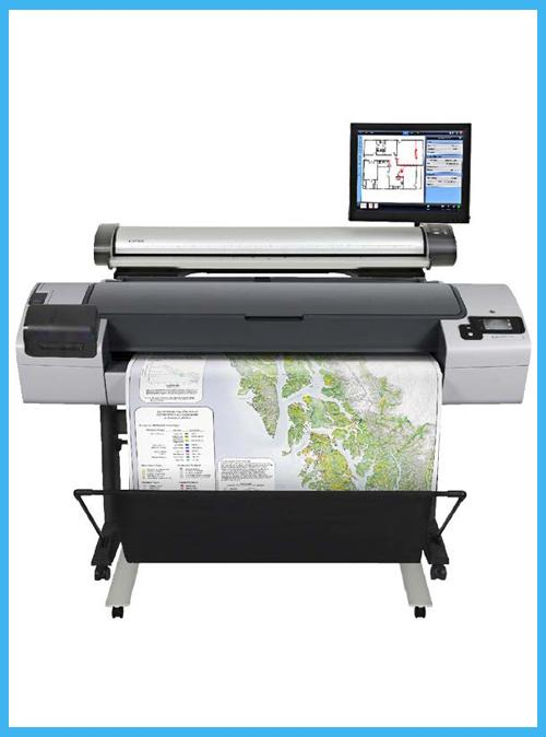 HP T795c MFP (NEW) Bundle 44