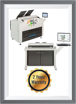 KIP 860 + KIP 720 Scanner + 2 Years Warranty