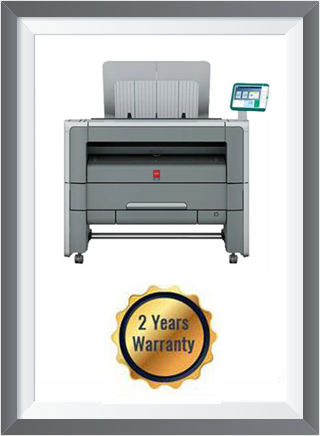 OCE PlotWave 340 MFP  + 2 Years Warranty