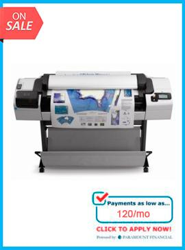 HP Designjet T2300 PS mfp 44