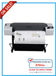 "HP Designjet T770 44"" Hard Disk Version - CQ306A - Refurbished - (1 Year Warranty)"