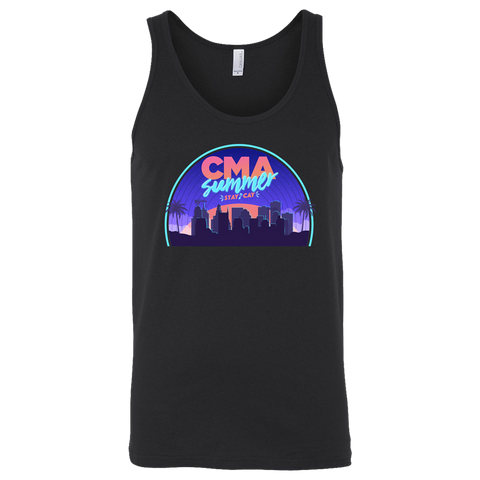 Summer Stay-Cay Lineup Tank