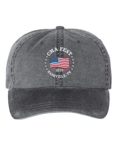 Patriotic Flag Dad Hat