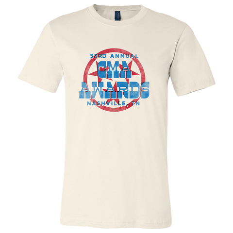 2019 CMA Awards Tennessee Stars Tee