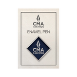 2019 CMA Diamond Enamel Pin
