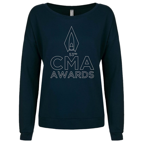 2019 CMA Awards Crew Long Sleeve