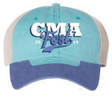 Teal/Navy CMA Fest Trucker Hat