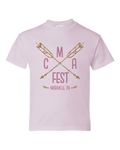 Glitter On The Fest Tee (Youth)