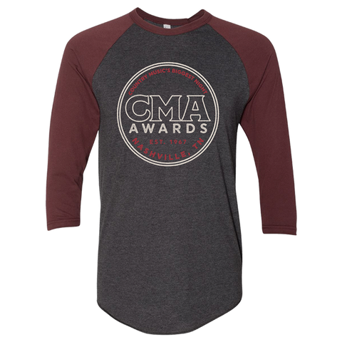2019 CMA Awards Raglan