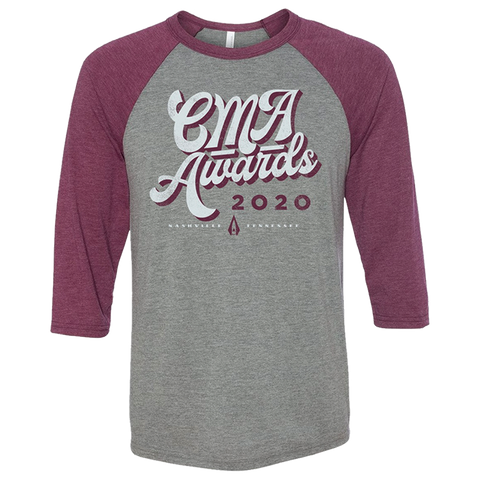 2020 CMA Awards Raglan