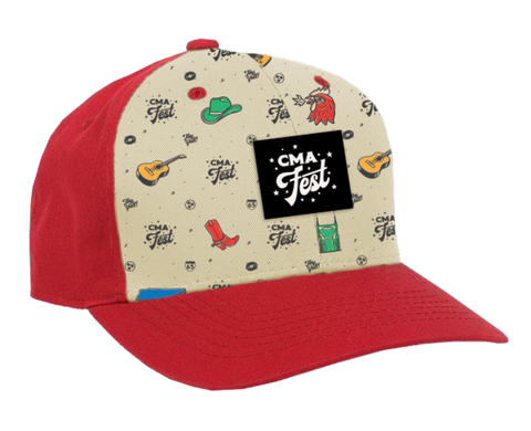 Nashville Essentials Print Youth Hat