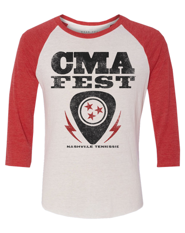 Pick This Fest Raglan