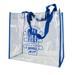 Show Off Clear Tote Bag