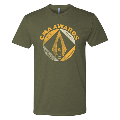 2020 CMA Awards Event Tee