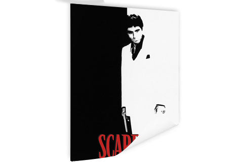 Scarface- Movie Cover ™ (Poster)